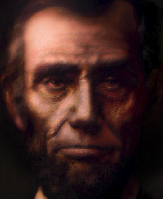 Lincoln Portrait Crop
