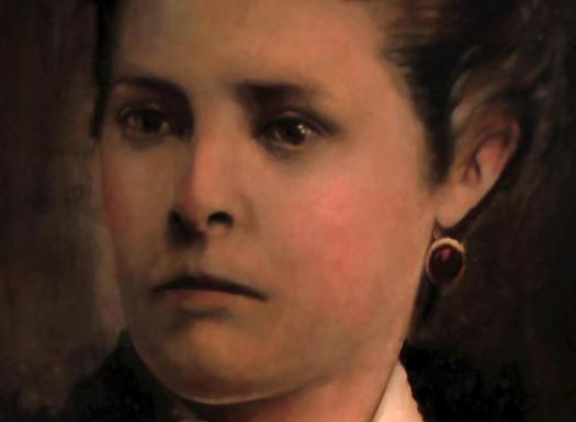 A Civil War Mother detail