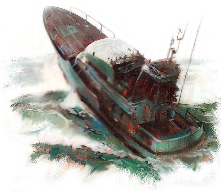 C Guard Boat