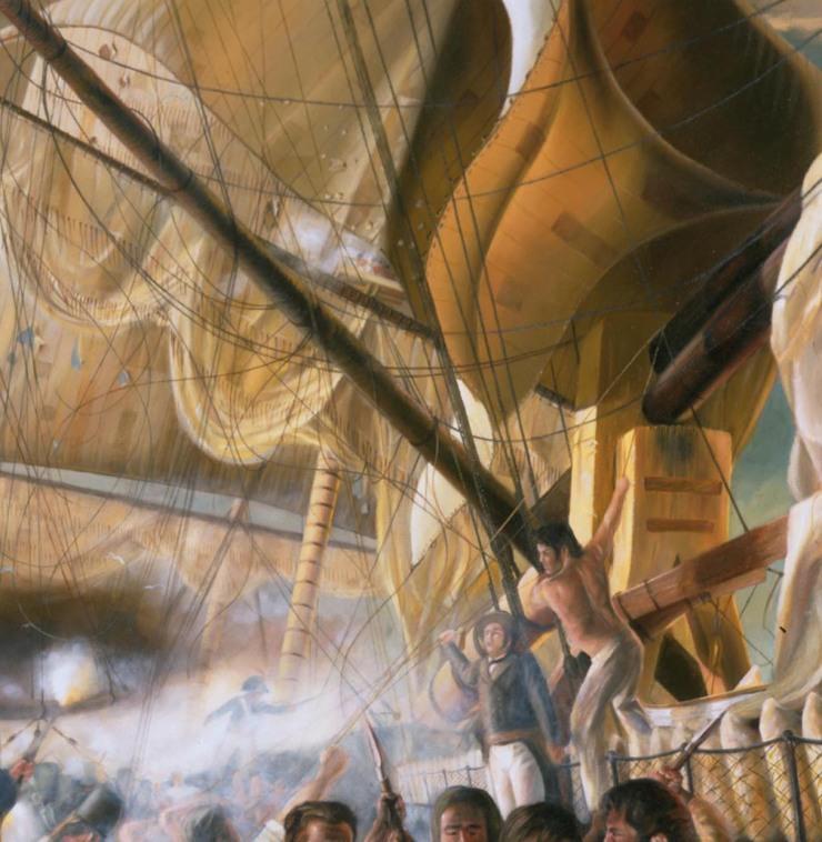 Constitution Sails