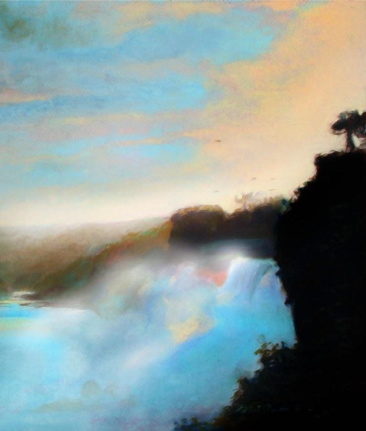 Niagara Mist Puzzle